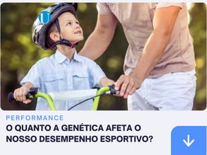 O QUANTO A GENÉTICA AFETA O NOSSO DESEMPENHO ESPORTIVO?
