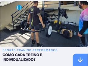 SPORTS PERFORMANCE TRAINING: COMO CADA TREINO É INDIVIDUALIZADO?