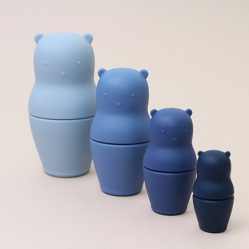 Silicone Stacking Dolls