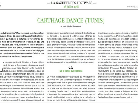 PRESS - Des Lustres - IO GAZETTE