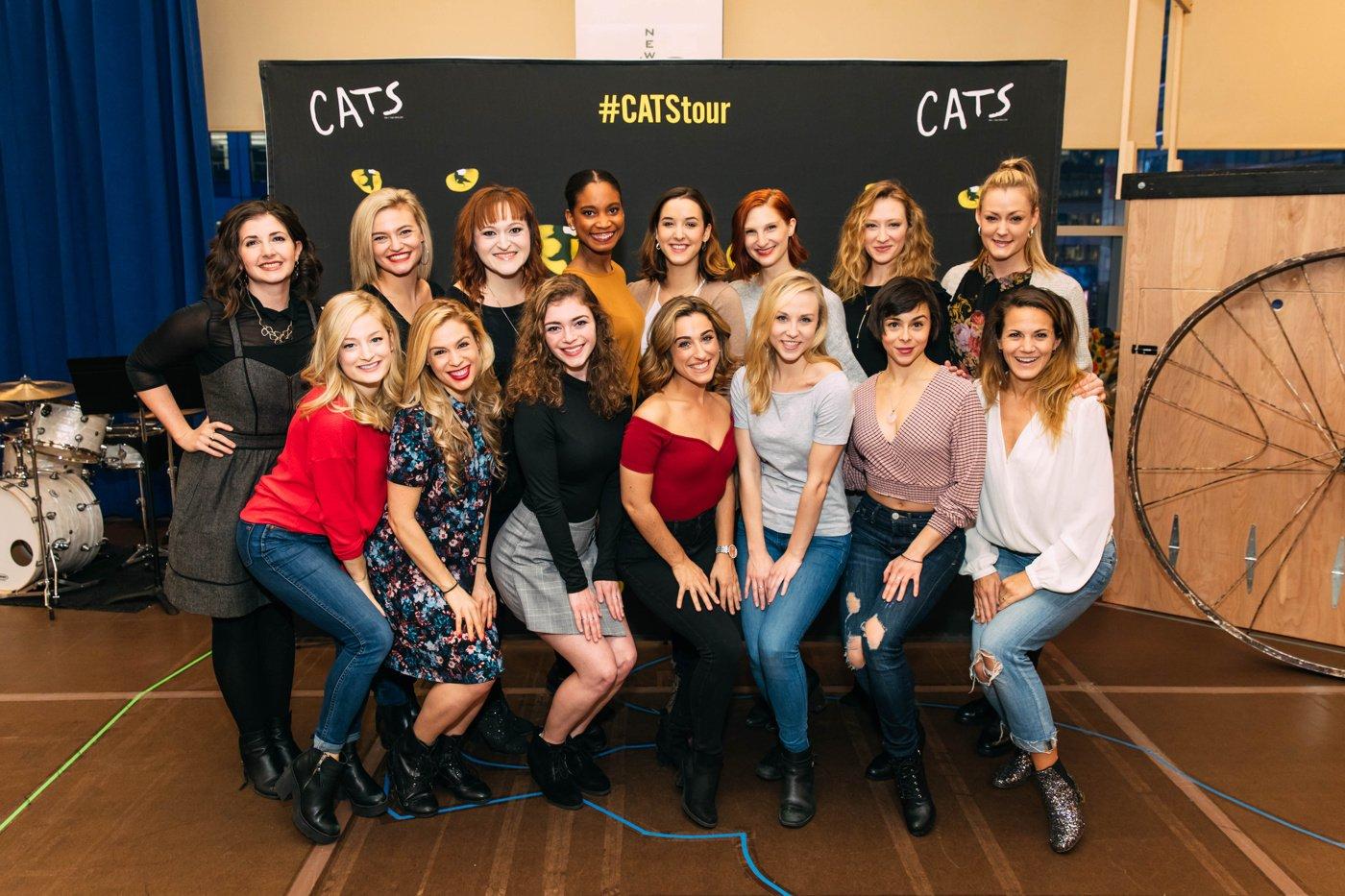 Broadway.com CATS Feline