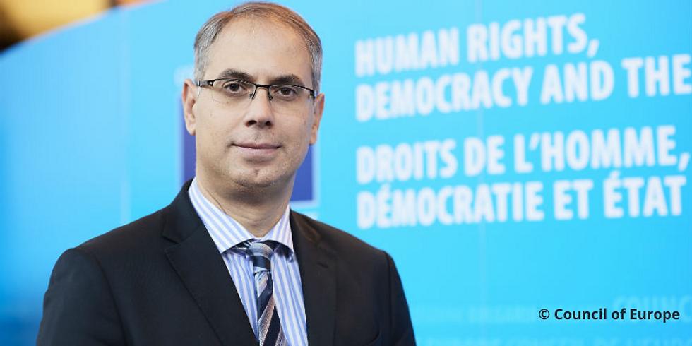 World Refugee Day with Ambassador Drahoslav Štefánek, the CoE Special Representative on Migration and Refugees