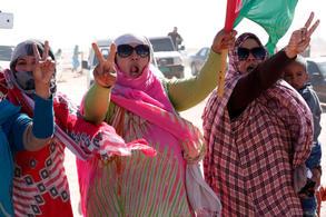 Sahrawi Refugees at Smara Camp, Algeria