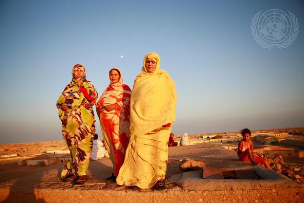 Refugees in Algeria