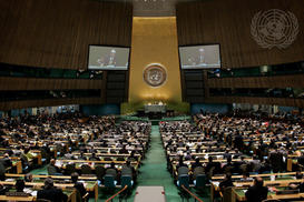 Electing Members of Newly-established Human Rights Council