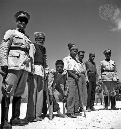 Palestinian Refugees in Refugee Camps
