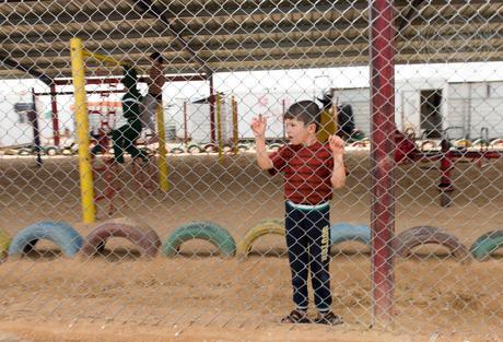Scenes from Zaatari Refugee Camp, Jordan