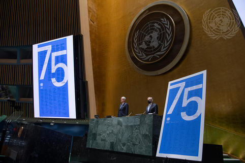 Observance Ceremony in Commemoration of United Nations Day
