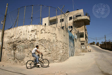 Aida Camp, West Bank