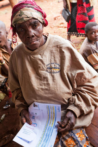 Congolese Refugees Sign up For Voluntary Repatriatrion from Burundi Camp