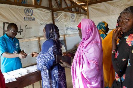 South Sudan Resident Coordinator Visits Nyeel Refugee Camp