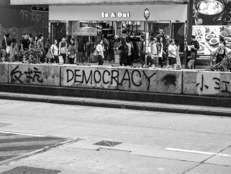 Hong Kong: Through our eyes Part I