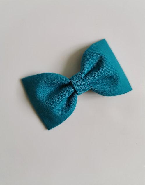 Maxi barrette bleu lagon