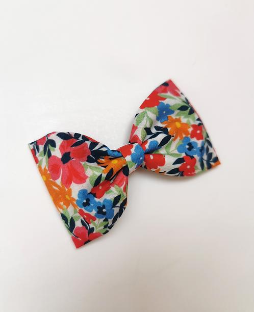 Maxi barrette flower peps