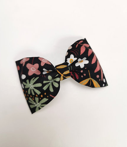Maxi barrette forest pink