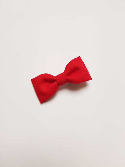 Barrette rouge