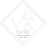 VK drums logo