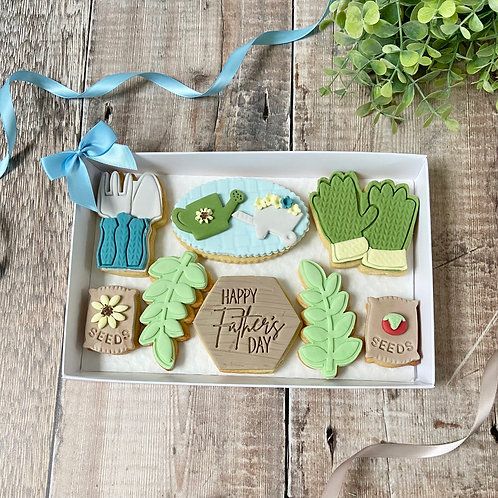 Happy Gardening Biscuit Gift Set