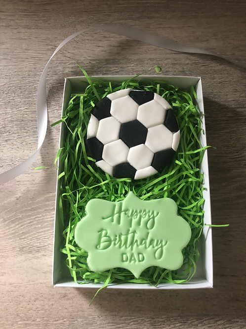 It's a Goal Biscuit Gift Set