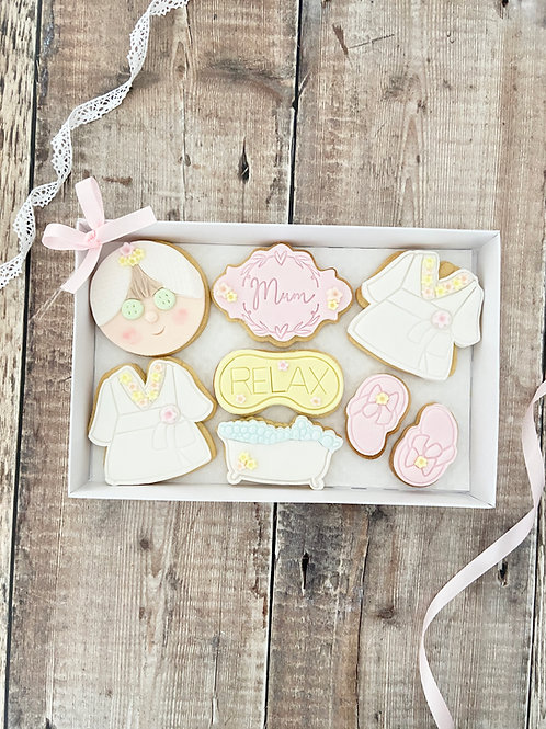 Relax & Pamper Biscuit Spa Set