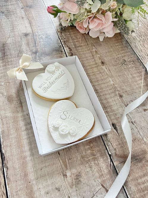 Elegant Bridal Party Proposal Set