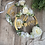 Thumbnail: Beautiful Whites Floral Hoop