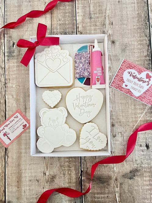 Valentine's PYO Biscuit Set