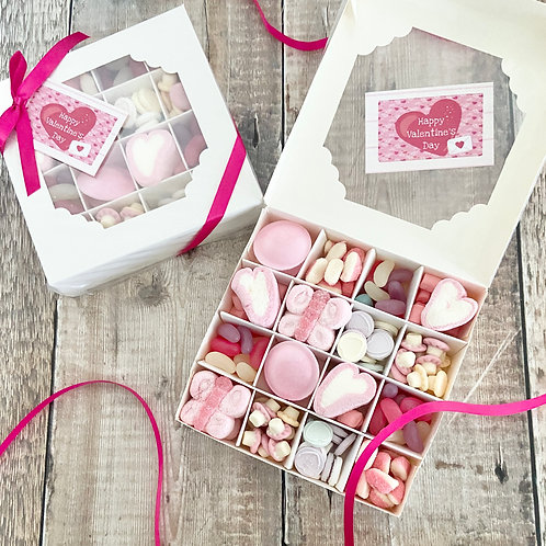 Valentine's Sweet Box