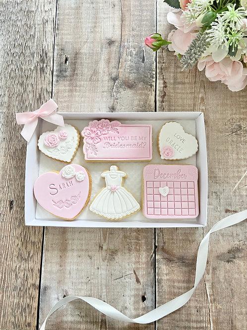 Bridal Party Proposal Set