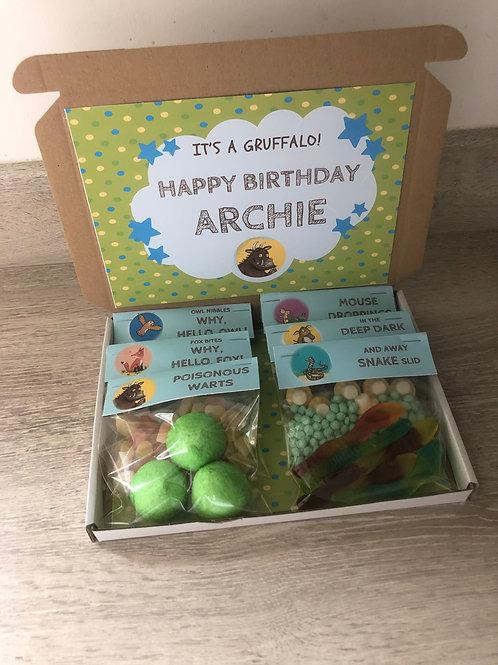 Gruffalo Sweet Box