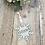 Thumbnail: Winter Wonderland - Blush Snowflake Bauble
