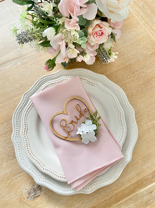 Floral Place MDF Setting