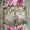 Thumbnail: Pretty Pinks Floral Hoop