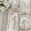 Thumbnail: Heart Flower Girl Wands