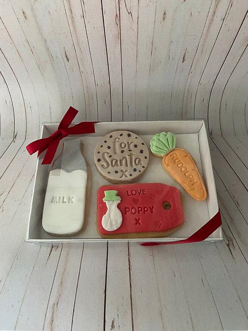 Christmas Eve Cookie Box