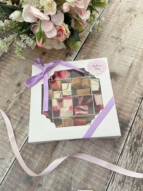 Mother's Day Fudge Selection Boxes