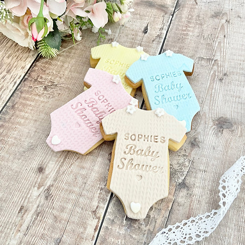 Baby Grow Favours
