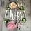 Thumbnail: Pinks & Peaches Floral Hoop