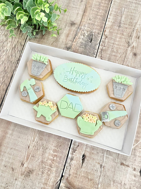 In The Shed Biscuit Gift Set