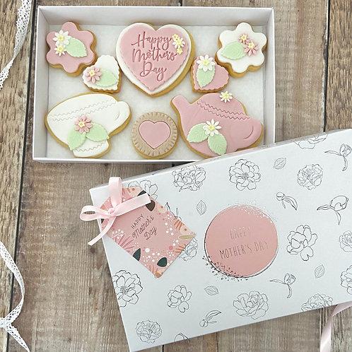 Afternoon Tea Biscuit Gift Set
