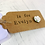 Thumbnail: Wooden Floral Lilac Freestanding Letter