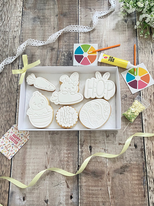 Paint Your Own Easter Gift Set