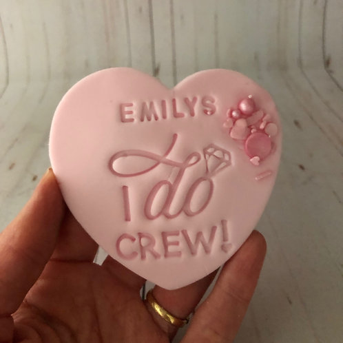 I Do Crew Biscuits