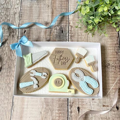 Edible Tool Box Biscuit Gift Set