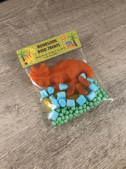 Roarsome Dino Treats Sweet Bag