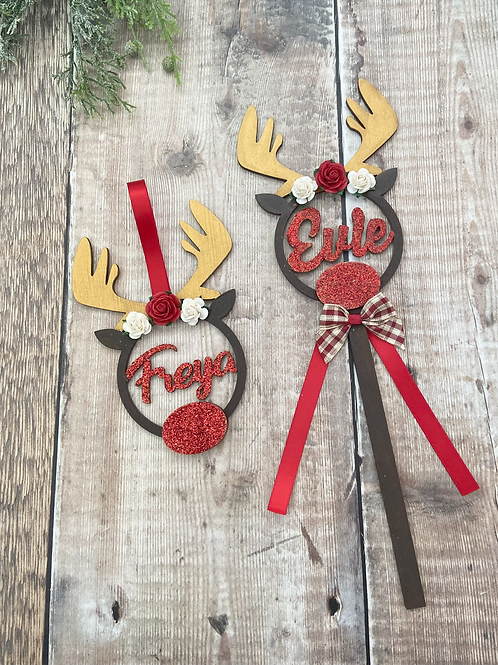 Classic Christmas - Wand & Bauble Bundle