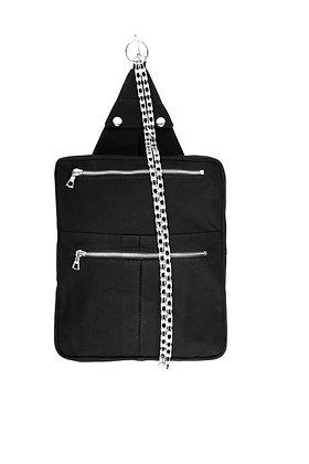 Bike Chain Messenger Bag