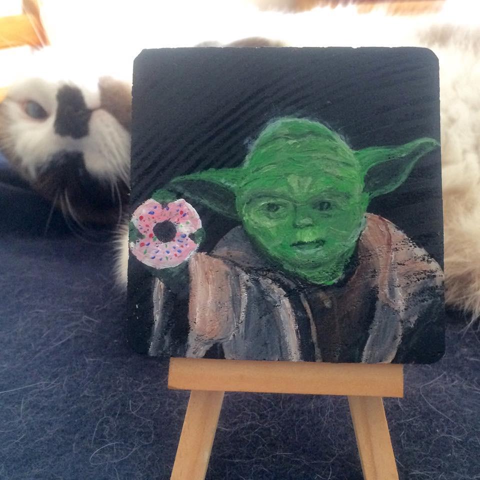Yoda Man