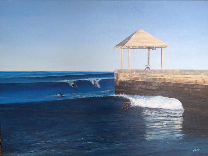 Waikiki Walls Dreaming