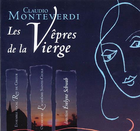 Les Vêpres de la Vierge - Monteverdi